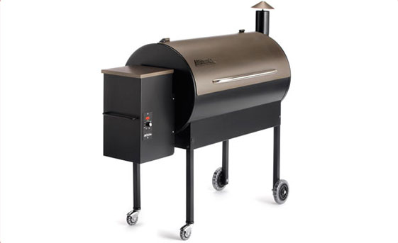 Willamette graystone better selection family owned for Traeger smoker