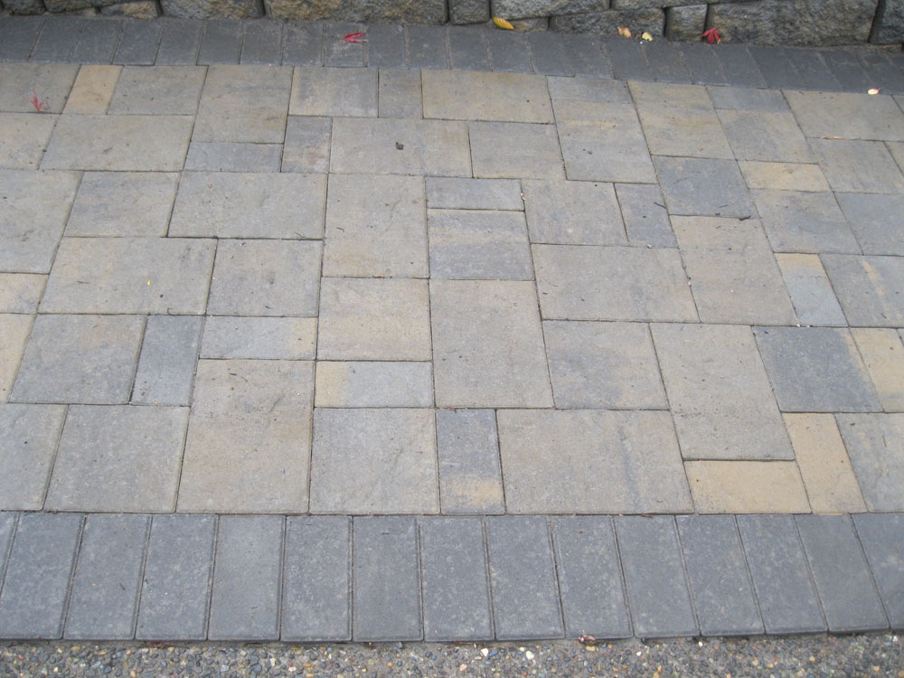 Pictures Of Pavers For Patio