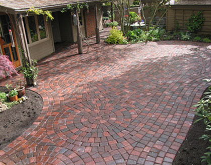 Lovely Classic Appian Series Pavers U0026 Circle Kits